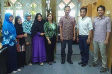 Rapat Pengurus FPPTI Jateng Bersama Perpustakaan UNISSULA 6 Des 2016