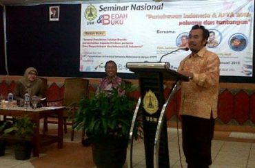 Senarai Pemikiran Prof Sulistyo Basuki di USM Semarang